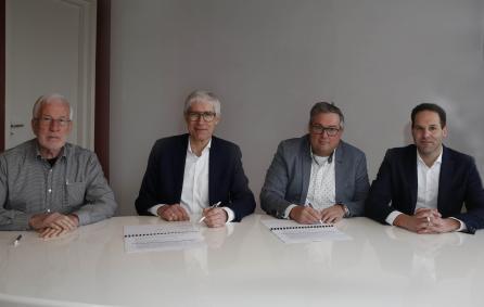 14 dec. ondertekening Prestatieafspraken
