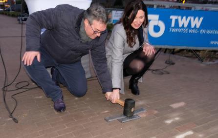 Opening centrum Weerselo