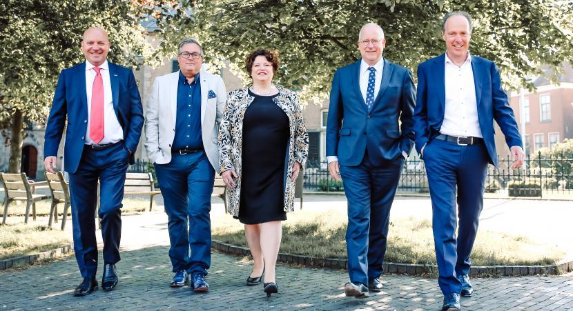 College van Burgemeester en Wethouders van de gemeente Dinkelland